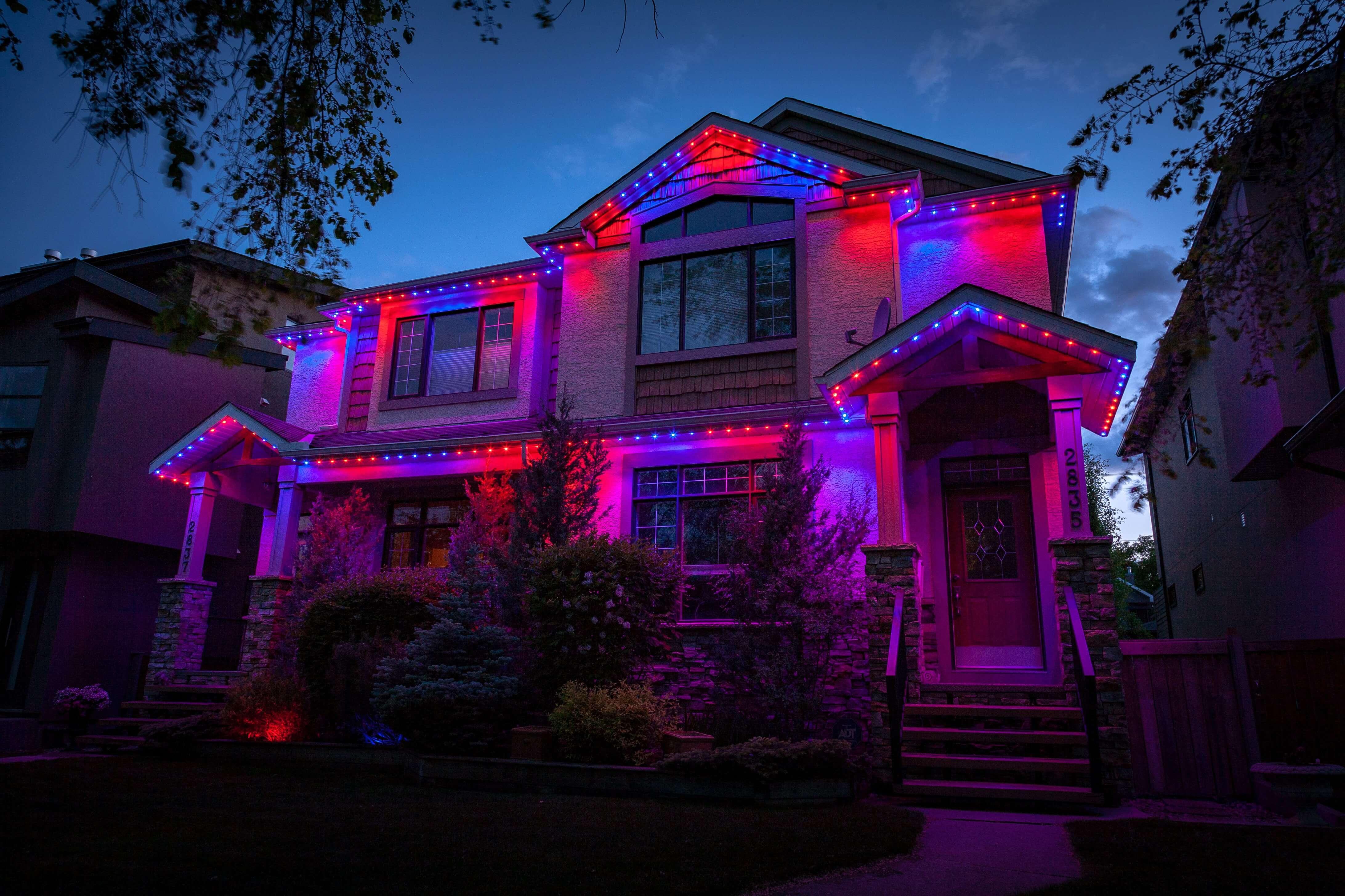 USA Independence Day LED Lights