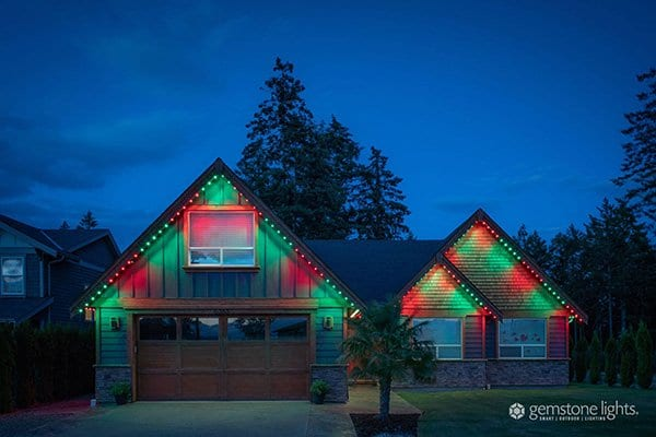 Christmas lights guide in Canada and USA