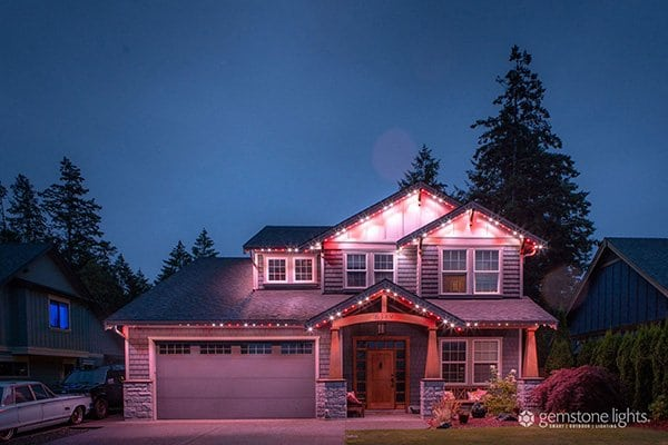 smart Christmas lights in Canada and USA