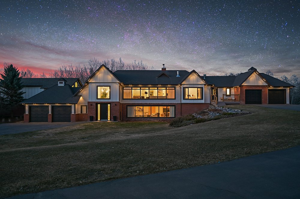 architectural exterior lighting in Canada and USA