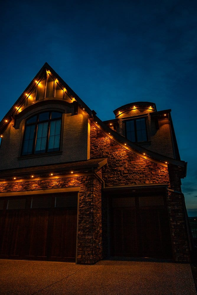 architectural lighting in Canada and USA