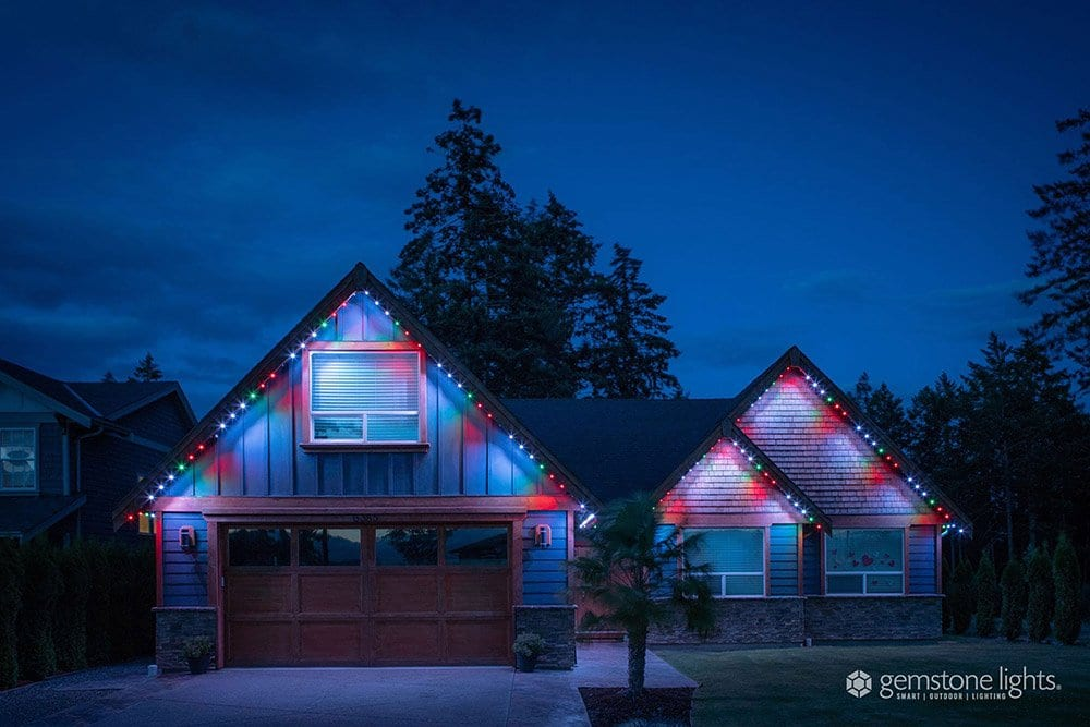 programmable outdoor lights in Canada & USA